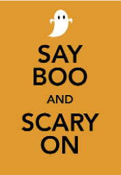 Say Boo and Carry On