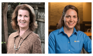 Beth Winthrop is a registered dietitian and senior trainer for MenuTrinfo's AllerTrain program - and a leader in allergy management in food service. Lindsay Haas is a registered dietitian and the Culinary and Nutrition Support Specialist with University of Michigan Dining.
