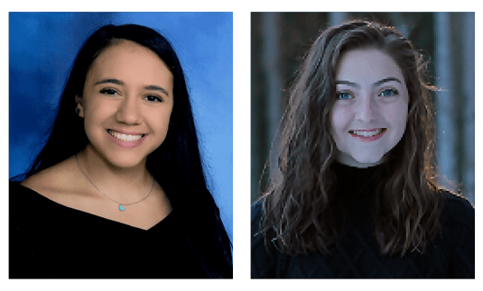 Maya Konoff is a student at Syracuse University and Emma Sorrentino attends the University of Vermont.