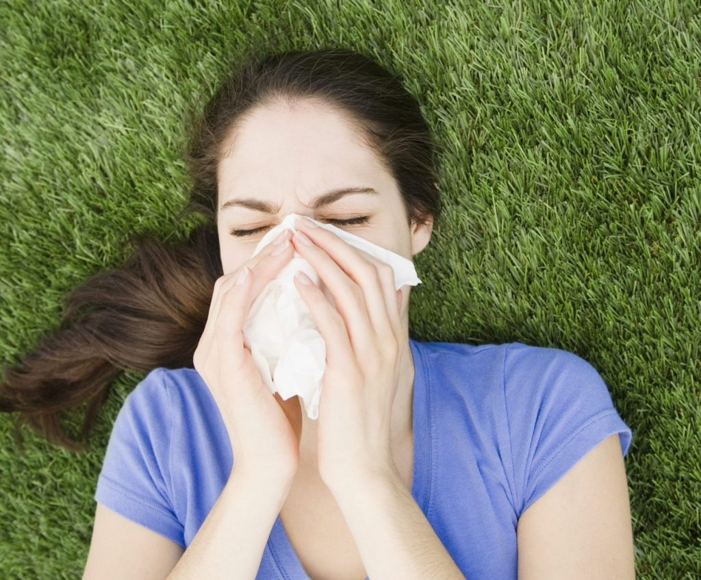 When Grass Allergy Attacks: From Symptoms to Managing