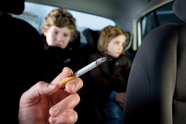 The Effects Of Third Hand Smoke Allergic Living