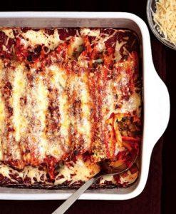 Baked Vegetarian Manicotti (2)