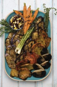 Balsamic & Herb Vegetable Medley crop2