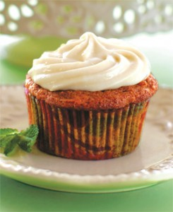 Carrot Cupcakes - Spring12