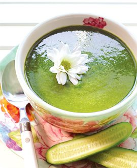 Green Gazpacho - Summer09