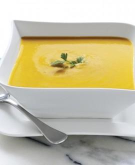 Spiced Pumpkin Soupcrop