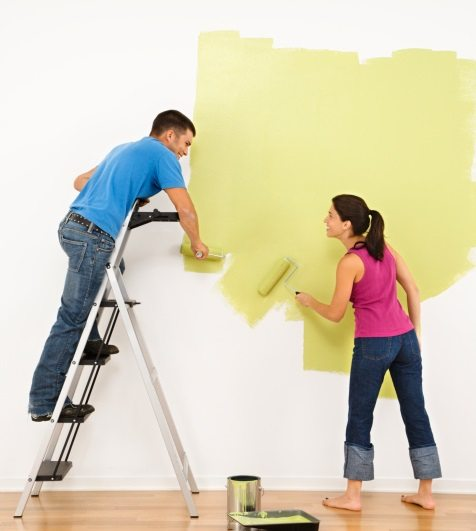 Allergy-Friendly Painting: How to Skip the VOCs - Allergic Living