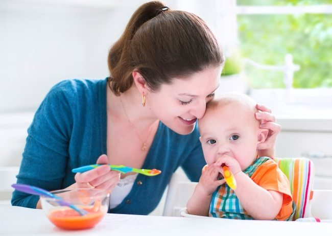 Your place adult eating baby food apologise that