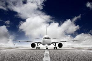 bigstock-takeoff-plane-in-airport-40678216
