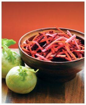 Root Vegetable Slaw