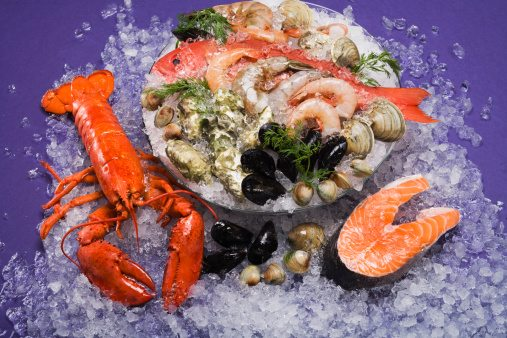 All about fish shellfish allergies allergic living for Allergy eater fish