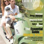 Allergic Living Summer 2005 Cover