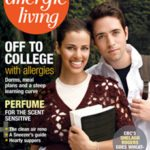 Allergic Living Fall 2006 Cover
