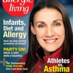 Allergic Living Winter 2007 Cover