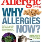 Allergic Living Fall 2008 Cover