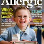 Allergic Living Fall 2009 Cover