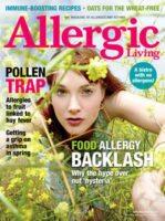 Allergic Living Spring 2009 Cover
