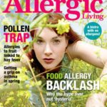 Allergic Living Spring 2009 Cover