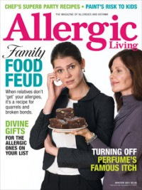 Allergic Living winter issue 2010