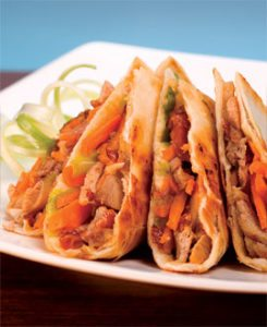 recipes.ss.glazed-duck-quesadillas