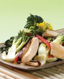recipe.chicken.bok-choy.shiitake-mushroom.stir-fry