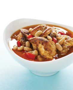 Chicken Stew w Smoked Paprika