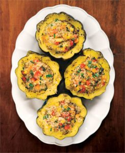 recipe quinoa-stuffed-acorn-squash