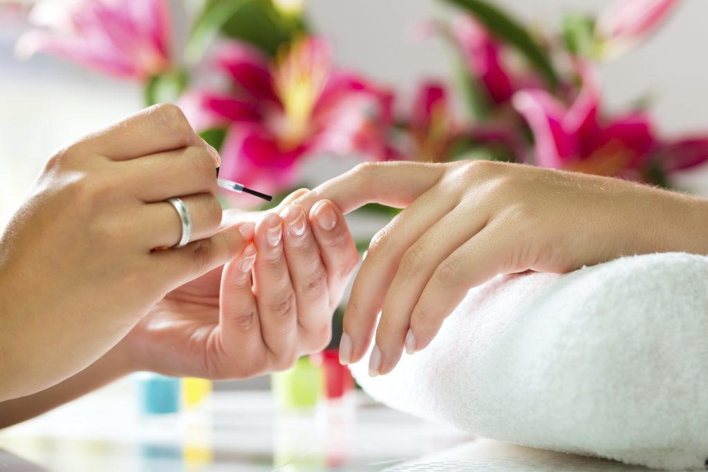 Nut Allergy And The Nail Salon - Allergic Living Nut Allergy and the Nail Salon - Allergic Living Nail Polish nail polish allergy