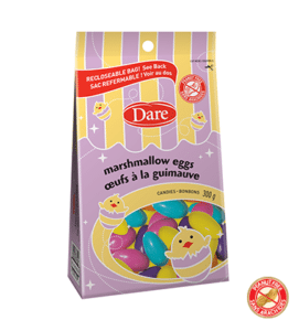 Dare Marshmallow Eggs