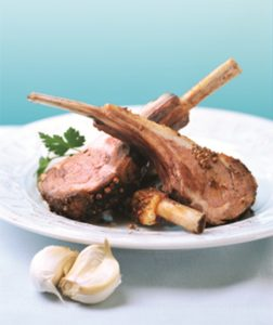 Harissa Rack of Lamb (2)2