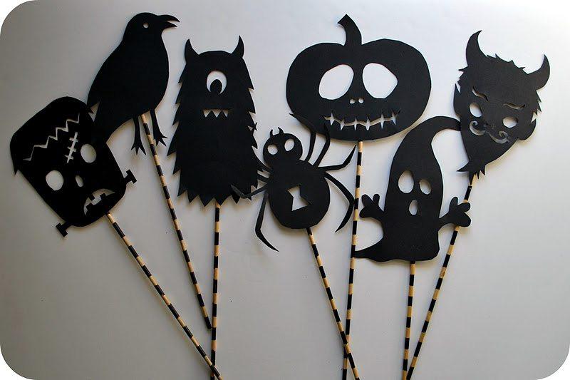 Декоры для хэллоуина