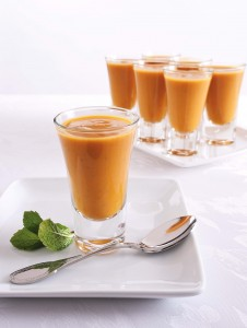Carrot Soup Shooters2