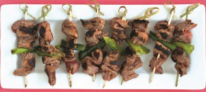 FB_Beef and Green Onion Skewers crop