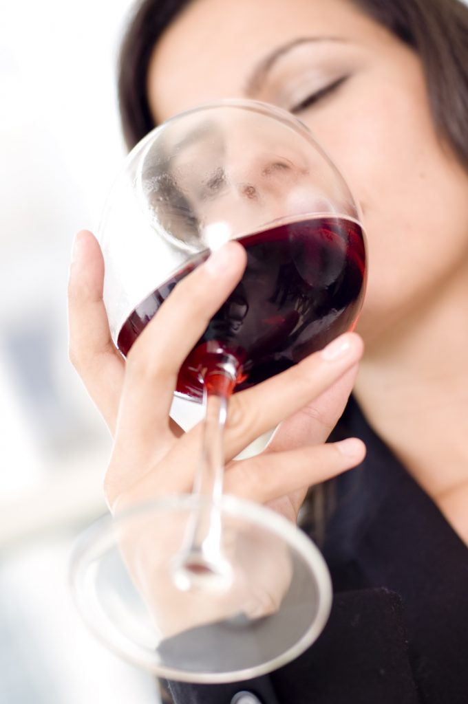 wine and asthma