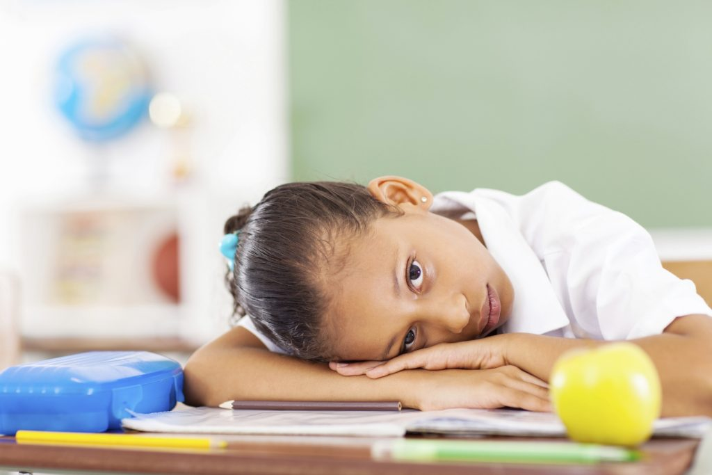 Asthma, sleep & school