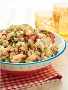 Classic Creamy Macaroni Salad