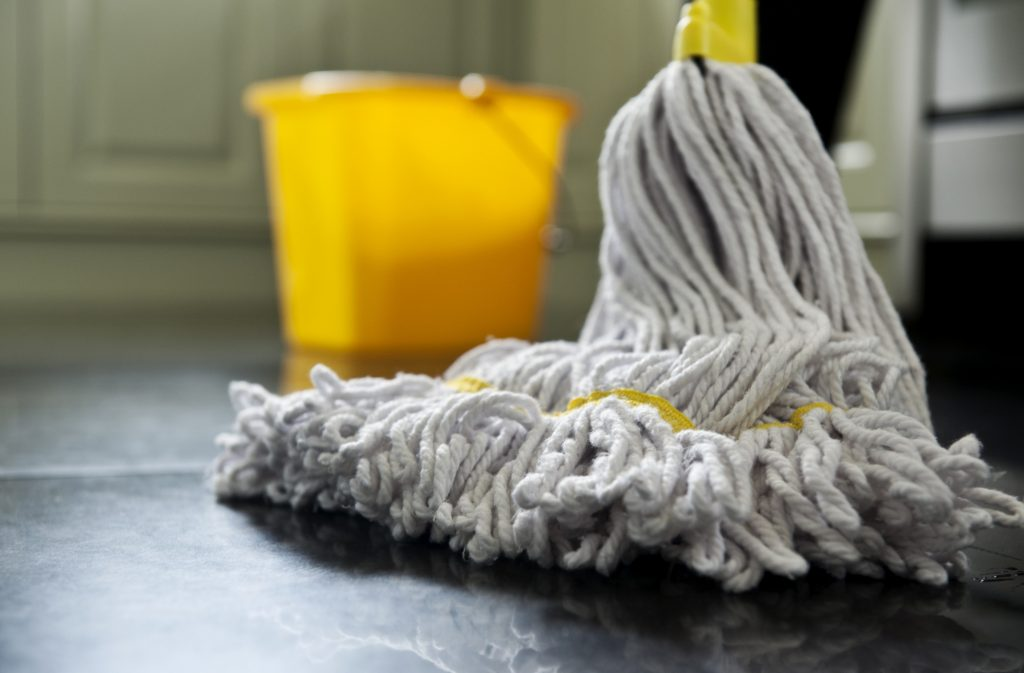 The Safe Way to Clean Your House with Allergies, Asthma