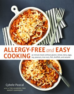 Cybele Allergy-Free and Easy cooking