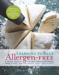 Learning to Bake Allergen-Free.Cover