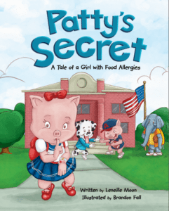 Patty's Secret - Kids Book