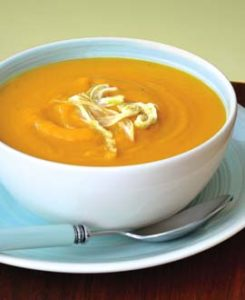 Spiced Sweet Potato Soup_270x330