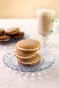 Vanilla Chia Cookies