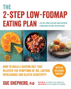 2-step low-FODMAP eating plan