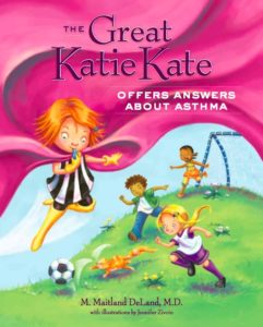 Great Katie Kate offers answers about asthma cover