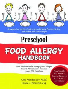 Preschool handbook Cover