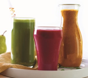 Detox smoothies crop zoom