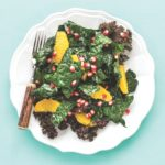 Kale-Salad-Pomegranate-citrus