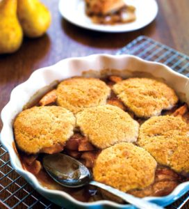 Pear Cobbler_1 crop