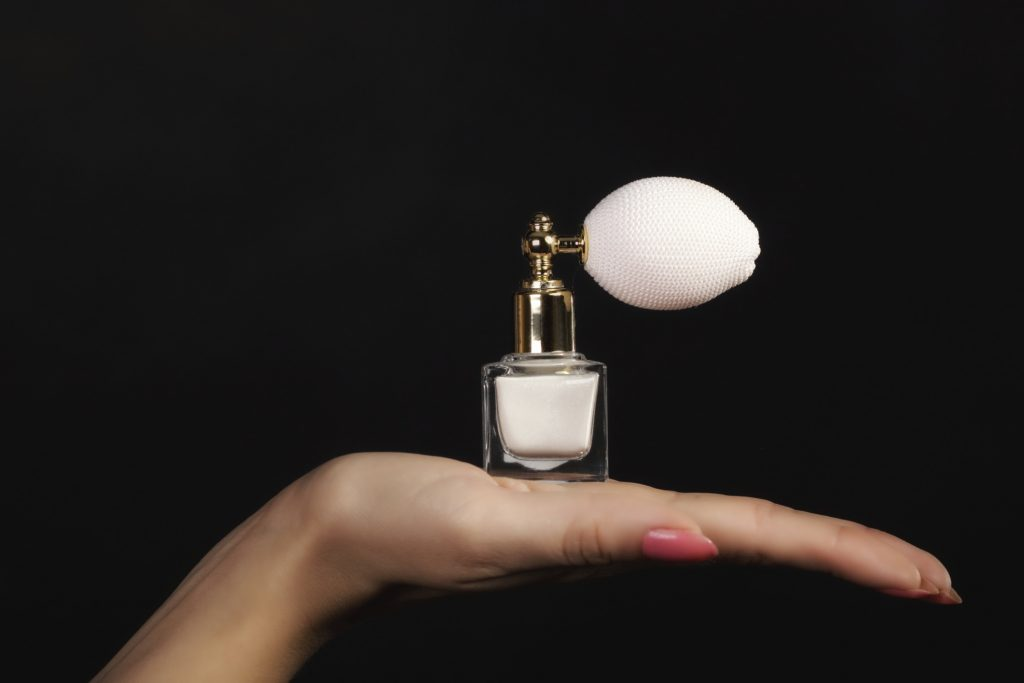 fragrance sensitivity hard to breathe tough to touch