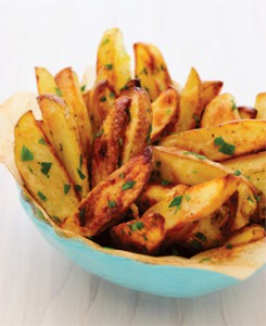 garlic wedges
